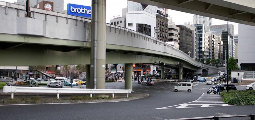 Les rues du japon