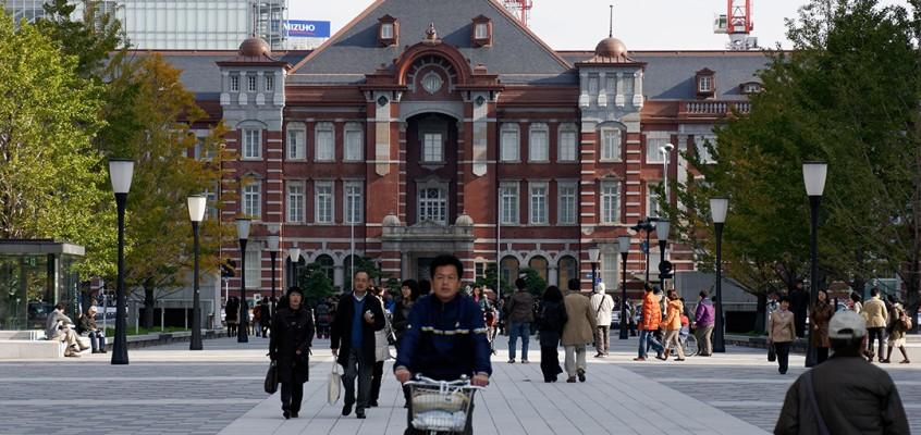 Tokyo station – ikebukuro