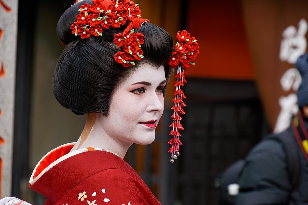 Coiffure Geisha Facile Janet Charette Blog