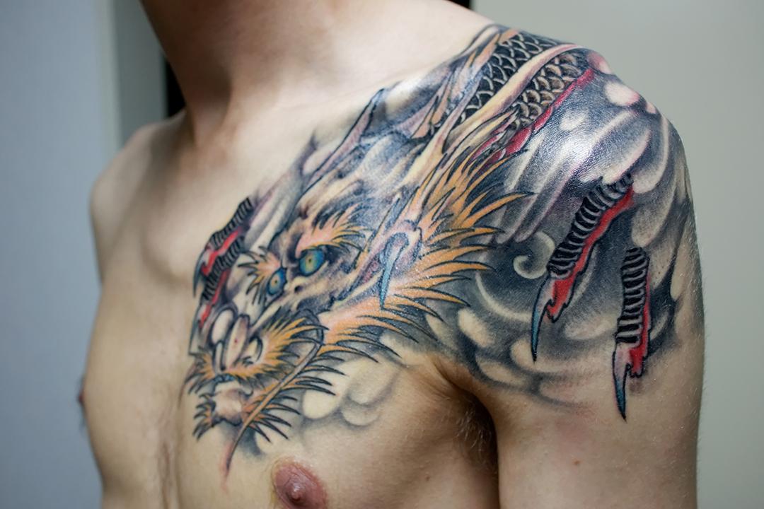 Le Tatouage Japonais Maj Wakarimasen