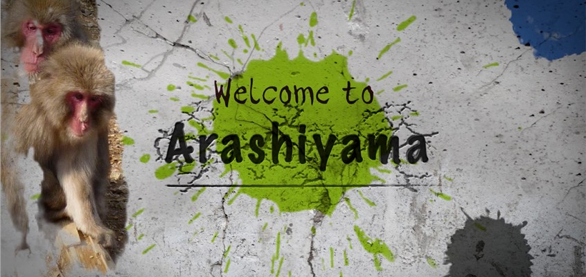 Welcome to arashiyama