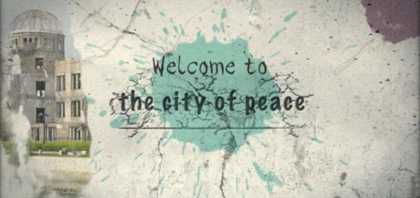 Welcome to the city of peace