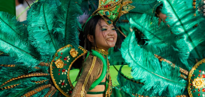 Asakusa Samba carnaval